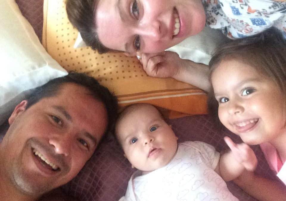 Oscar Estrada – Papá mexicano en Polonia