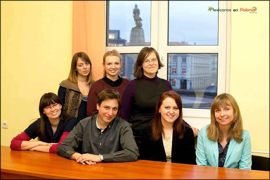 Polonus Lodz School of Polish for Foreigners