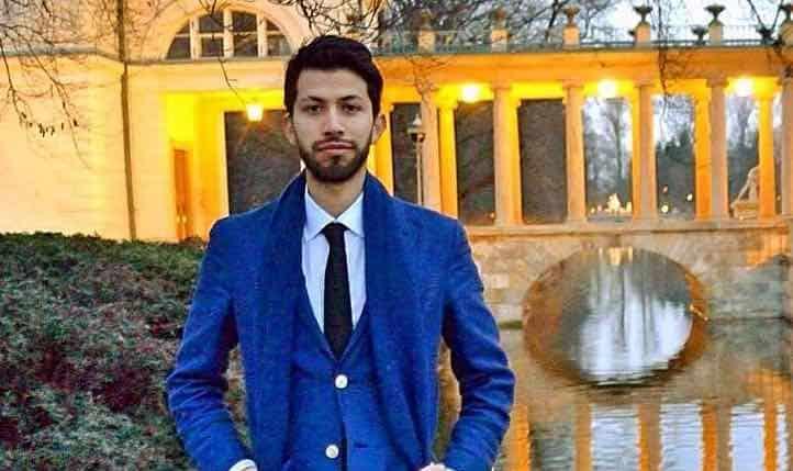 Roberto Luna – Estudiante Mexicano en Polonia