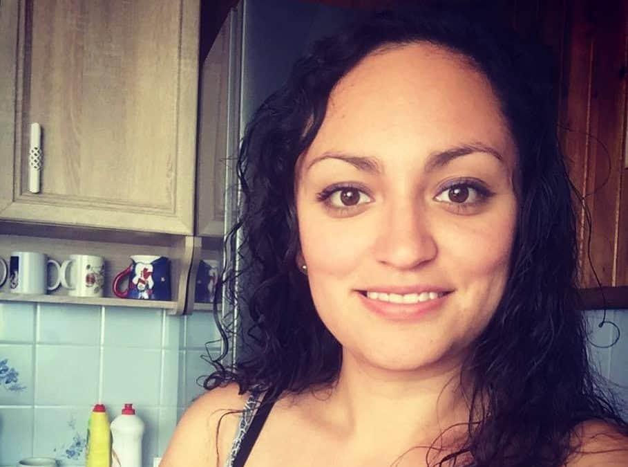 Claudia Gómez Borrayo – una chica nueva mexicana en Polonia