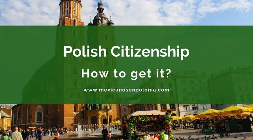 Polish Citizenship: How to Get It?