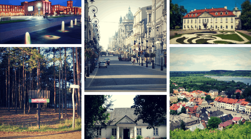 One-day Trips from Warsaw | Places to See Around the Capital of Poland