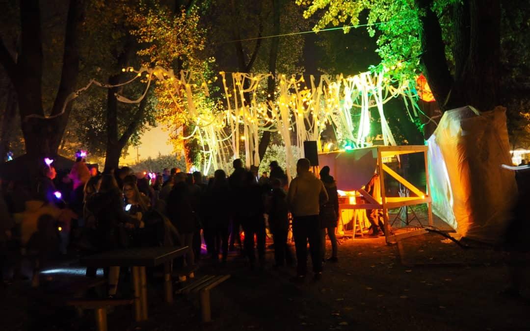 Light Festival in Łódź | A Magical Show
