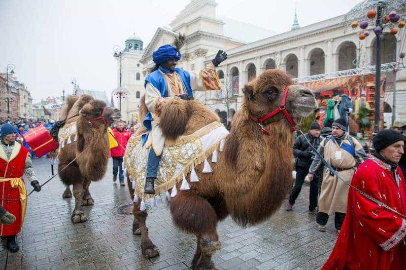 Three Kings Parade Again in Warsaw