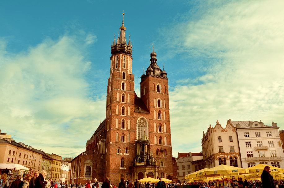 The Best City to Visit in Europe…? – Kraków!