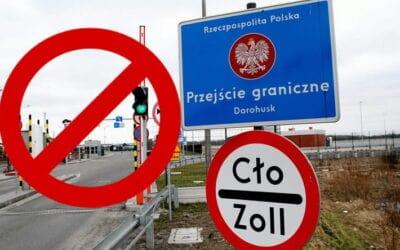 Breaking News: Poland closes its borders over Coronavirus