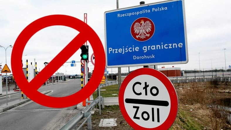 Breaking News: Poland closes its borders over Coronavirus