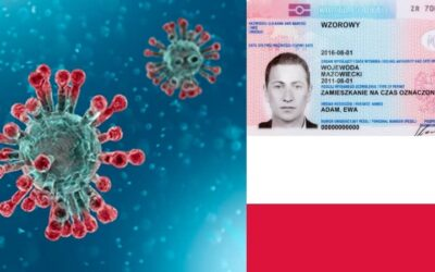 Visa and Karta Pobytu Extension for Non-EU Citizens During Coronavirus Situation
